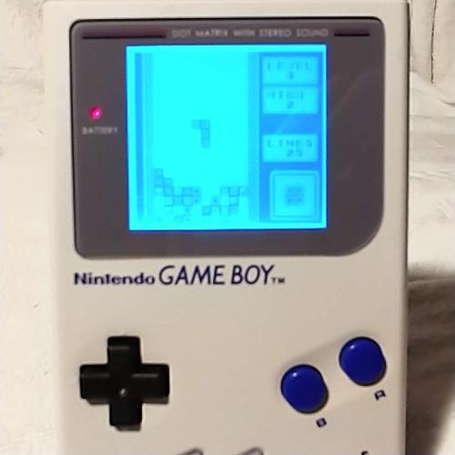 Nintendo gameboy clasico, tabique retroiluminado excelente!!