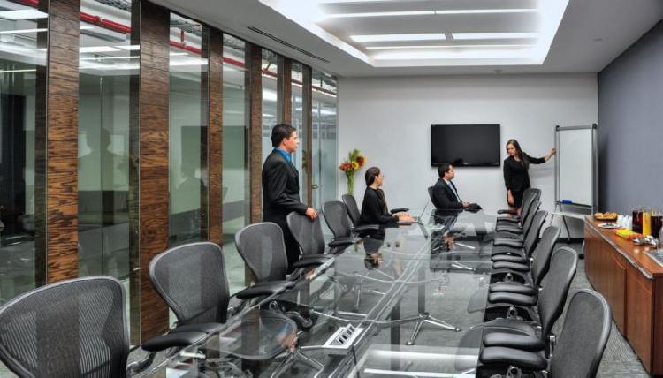 Oficinas premium-plus en andares con la mejor imagen