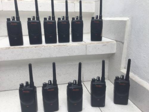 Radio motorola mag-one a8 en vhf / uhf completos