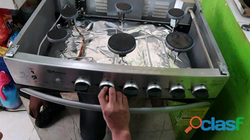 Reparación de estufas mabe