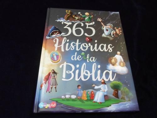 365 historias de la biblia pasta dura ilustrados de lujo lib