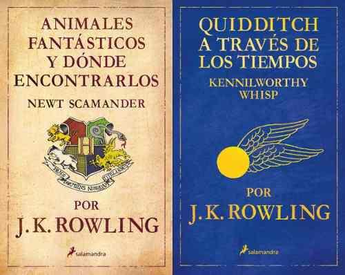 Animales fantásticos + quidditch a través de los tiempos