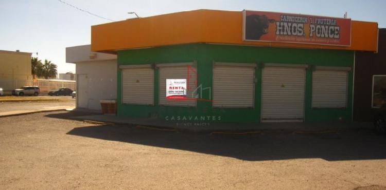 Local comercial renta. delicias, chih $12,000 rgc