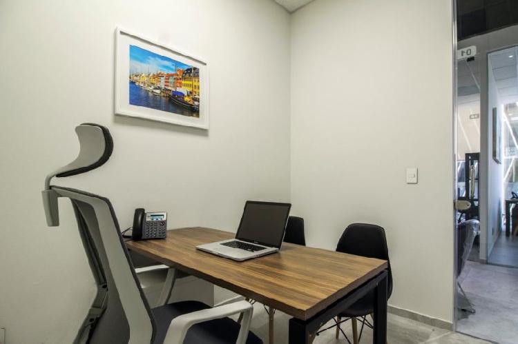 Oficina virtual desde $1,690 en la nueva torre 500 y solo