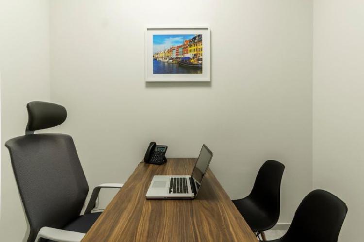 Renta oficina virtual en la mejor zona desde $990 solo enero