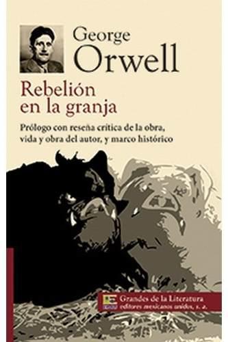 Rebelión en la granja george orwell envio gratis