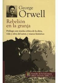 Rebelión en la granja orwell