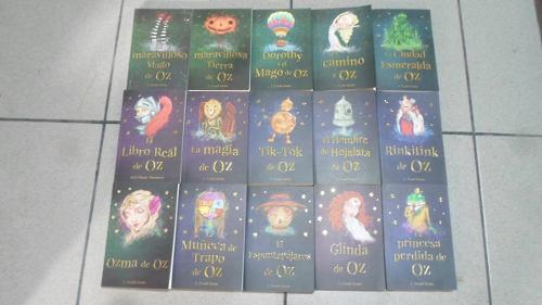 Saga completa el mago de oz 15 libros l. frank baum