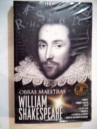 William shakespeare obras maestras envio gratis dia madre