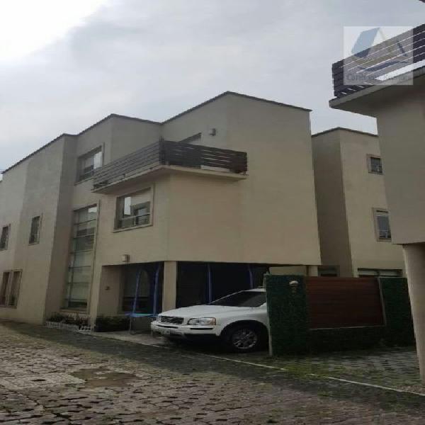 Casa en condominio en venta al sur cdmx / house for sale in