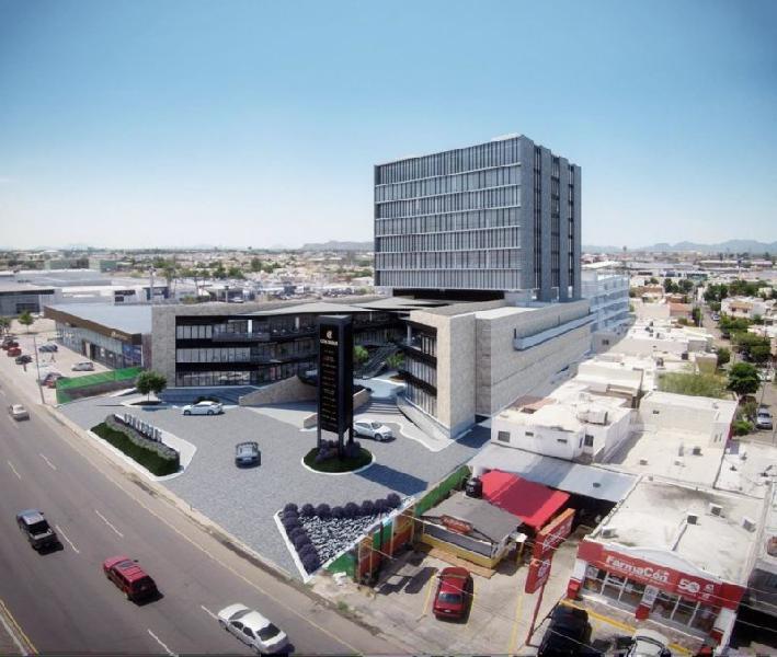 Colossus corporate center & plaza hermosillo