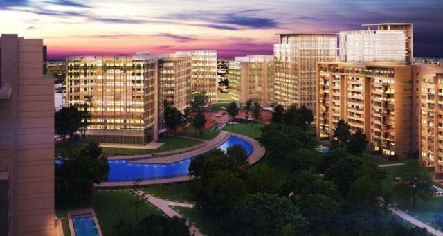 Magnificas oficina de 162.61 m2 en torre uno en vía montejo