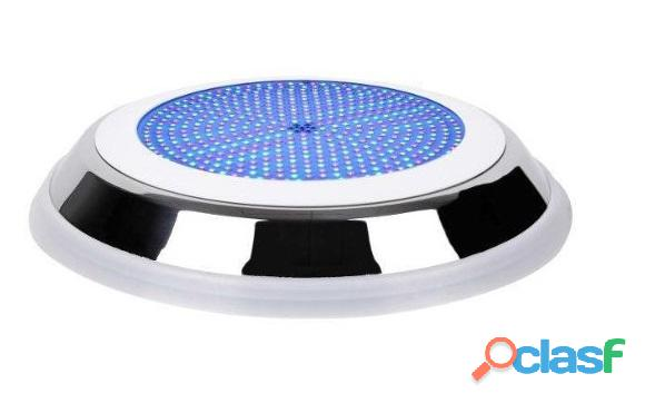 Lampara alberca colores automatica rgb led sumergible