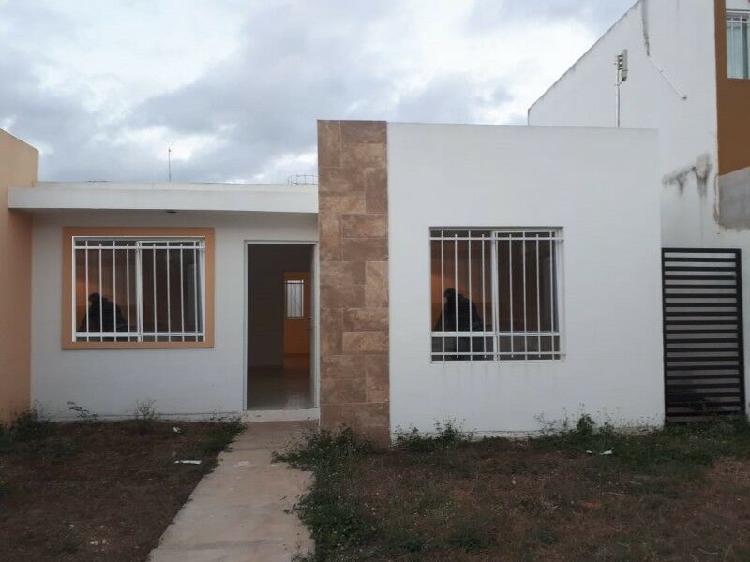 Casa en renta en dzitya