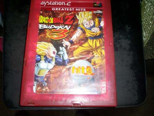 Dragon Ball Z Budokai 3 Nuevo Y Sellado Para Playstation 2