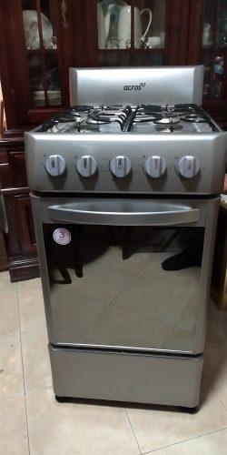 Estufa acros nueva 4 quemadores y horno