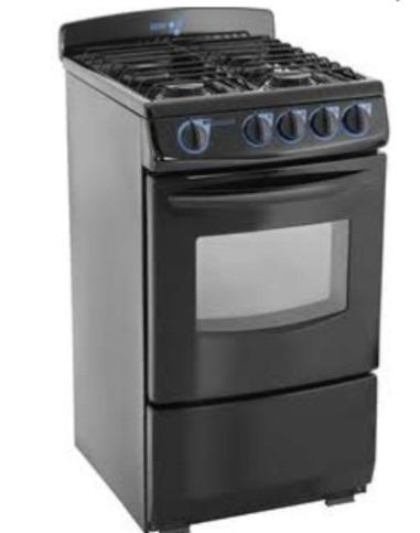 Estufa iem nueva. 4 quemadores con horno, de piso usa gas.