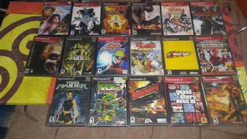 Juegos play station 2(dmc,turtles ninja,tomb raider)