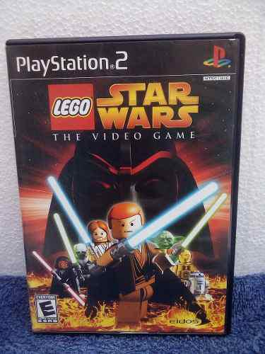 Lego star wars 2 the video game ps2