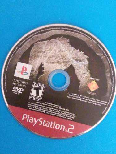 Shadow of the colossus ps2 playstation 2 trqs