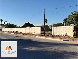 Terreno de 3950 m2 de uso mixto en Villa Juárez Sonora