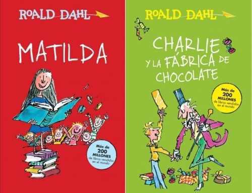 9f5f873bdcdd 2x1 roald dahl - charlie y la fábrica de chocolate &