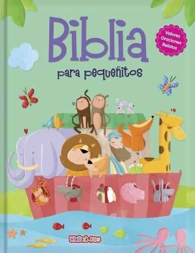 Biblia para niños, historias de la biblia para niños