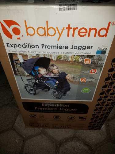 CARREOLA BABY TREND EXL EXPEDITION PREMIERE JOGGER NUEVA! segunda mano  México (Todas las ciudades)