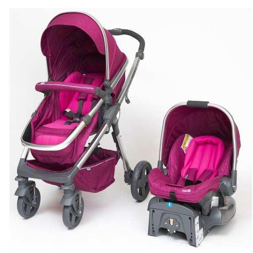 d2248bbd5 Carriola para bebe prinsel moon ts bambineto portabebe base en ...