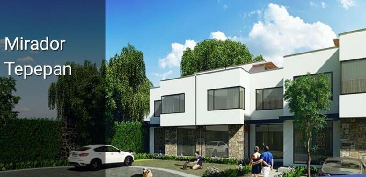 Casa en venta - spazio mirador tepepan - casa 16 / house on