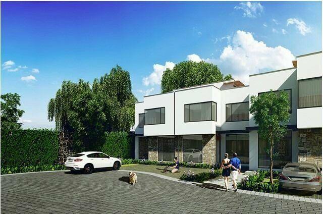 Casa en venta - spazio mirador tepepan - casa 25 / house on