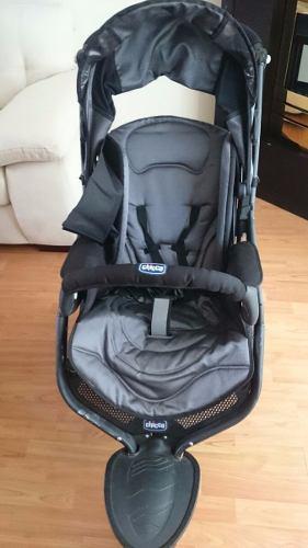 Kit de carreola y porta bebé marca chicco