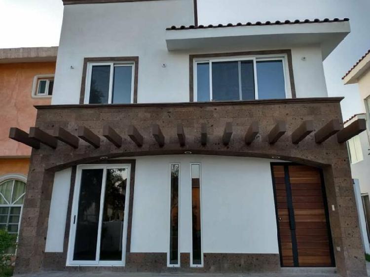 Se vende casa nueva en san antonio de ayala, irapuato.