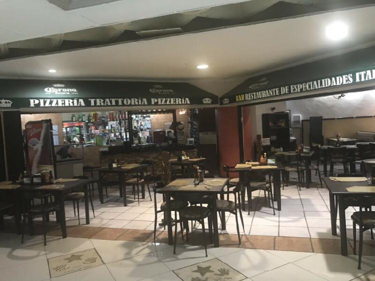 Traspaso de restaurante italiano