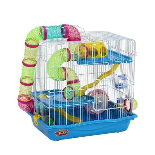 Jaula redkite fresno 4 hamster erizo rata dym022b c/envío