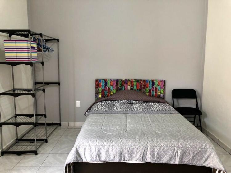 Habitación todo incluido en xochimilco