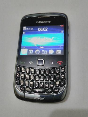 Black berry curve 9300 telcel