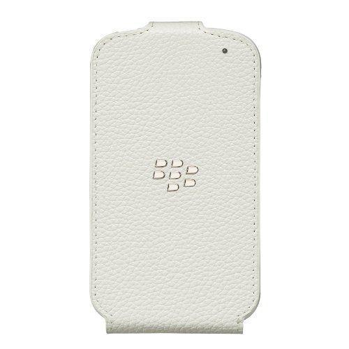 Blackberry flip shell para blackberry q10 - blanco