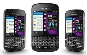 BLACKBERRY Q10 3G 4G LTE TELCEL MOVI IUSA ENTREGA INMEDIATA segunda mano  México (Todas las ciudades)