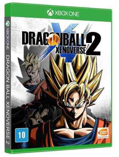 Dragon ball xenoverse 2 xbox one nuevo d3 gamers