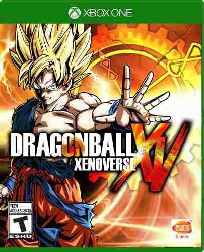 Dragon ball: xenoverse::.. para xbox one