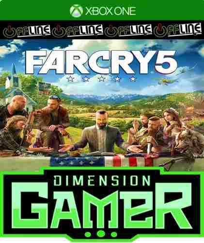 Far cry 5 xbox one no codigo offline
