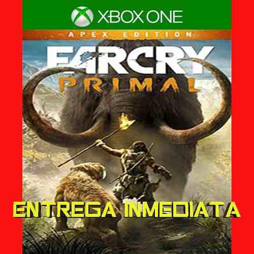 Far cry primal apex edit xbox one digital offline no código