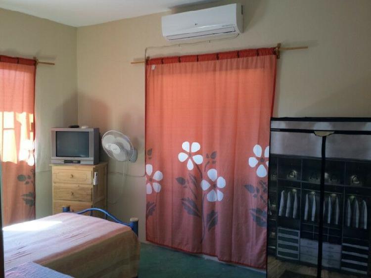 Habitaciones recamaras cuartos individuales amueblados