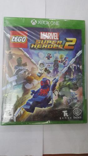 Lego marvel super heroes 2 xbox one::.. en bsg