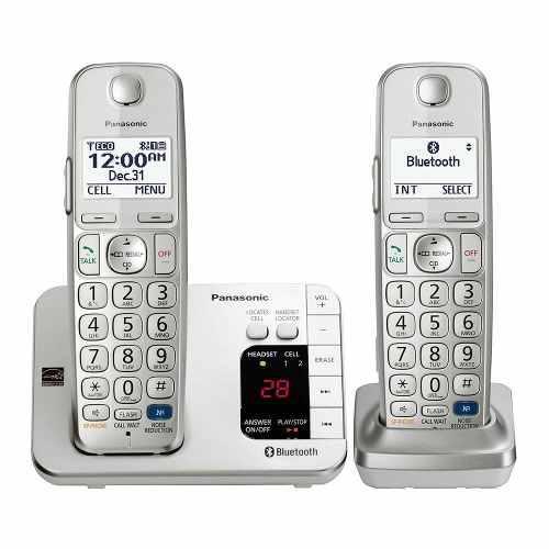 Panasonic telefono inalambrico kx-tge262s reacondicionado