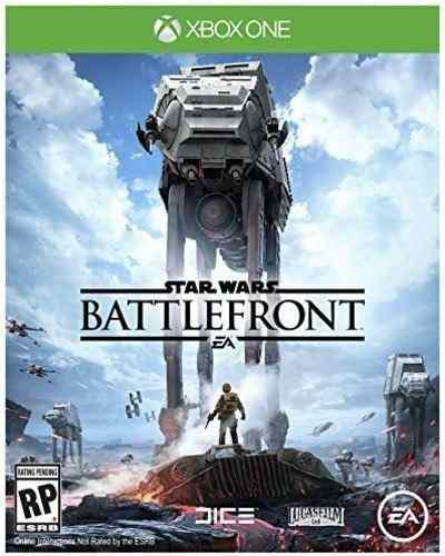 Star wars battlefront xbox one nuevo (en d3 gamers)