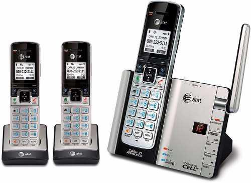 Telefono at&t tl92373 bluetooth contestador/identificador