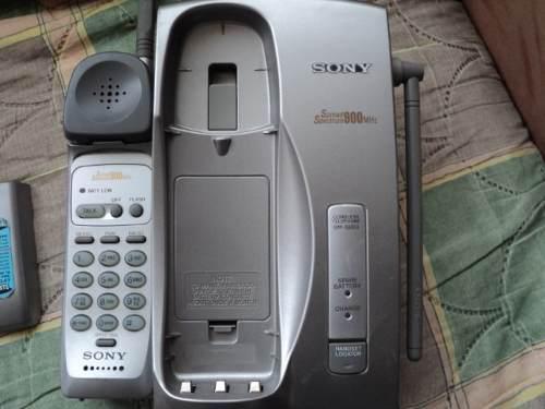 0ae91fea64e Telefono inalambrico sony spp-s9003 revision refacciones vbf
