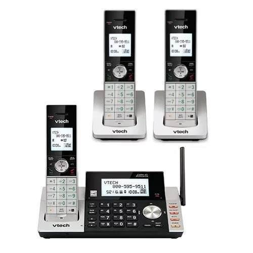 acad1ac4cf0 Telefono inalambrico vtech tres auriculares, altavoz en México ...